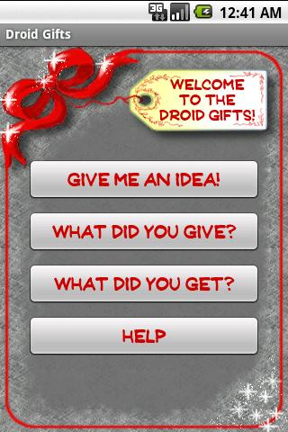 Droid Gifts