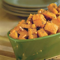 Glazed Butternut Squash