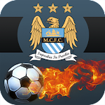 Manchester City FC Striker APK Image