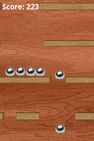 Screenshot of Falldown Multiball