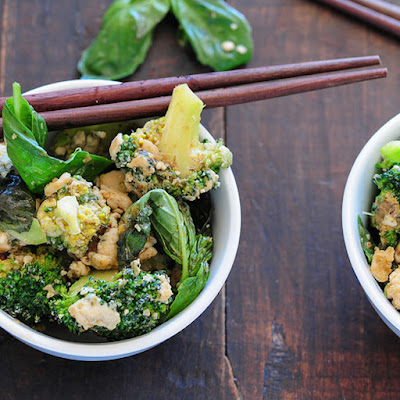 Green Curry Stir-Fry