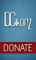 Screenshot of DCIkonZ Donate Silver