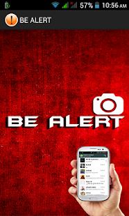 BeAlert - screenshot