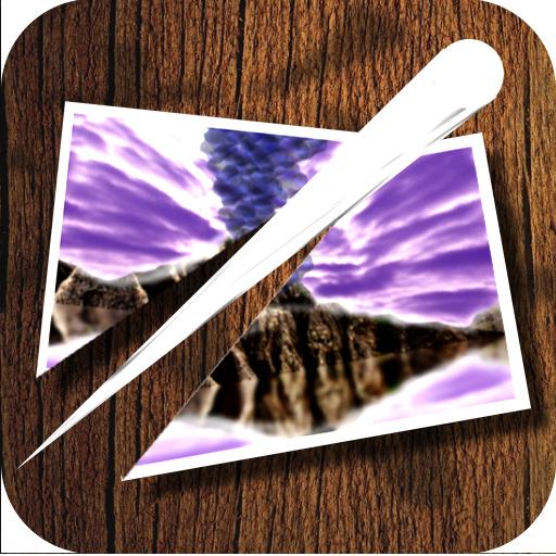 动作のベントゲーム3:スライスの写真 LOGO-記事Game