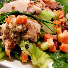 The Kitchen Tourists are Jerks for This Salmon Salad!