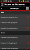Screenshot of Kamps in Hamburg