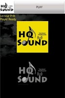 Screenshot of Player HQ Sound