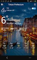 Screenshot of Weather