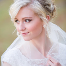 by David Terry - Wedding Bride