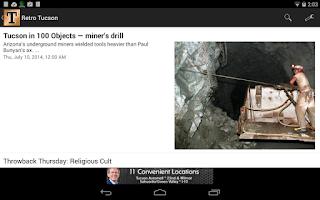 Screenshot of tucson.com