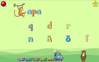 Screenshot of Spelling Mix