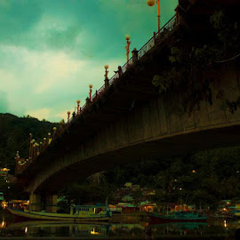 Siti Nurbaya Bridge by Sylvia Dianita - Buildings & Architecture Bridges & Suspended Structures
