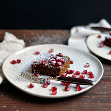 Whole-Grain Gingerbread