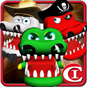 Crocodile Dentist 3D icon