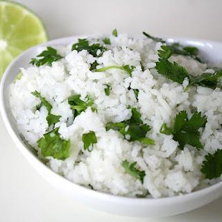 Cilantro Lime Rice With Corn Recipes
