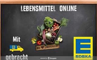 Screenshot of EDEKA - Lebensmittel