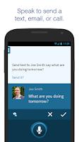 Screenshot of Dragon Mobile Assistant