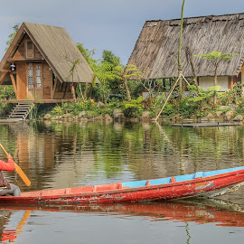 Mendayung by Saefull Regina - Landscapes Travel