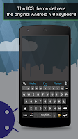 Screenshot of ai.type ICS Theme Pack