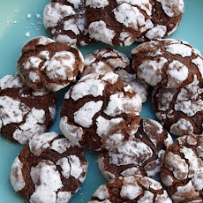 Chocolate Fudge Crinkles