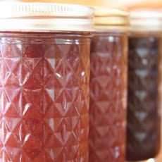 Strawberry and Rainier Cherry Jam