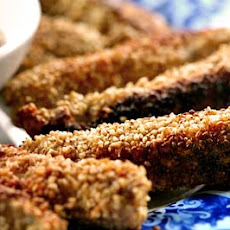 Sesame Fish Sticks