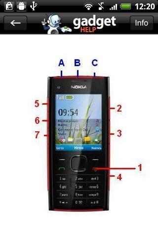 【免費書籍App】Nokia-X2 Gadget Help-APP點子
