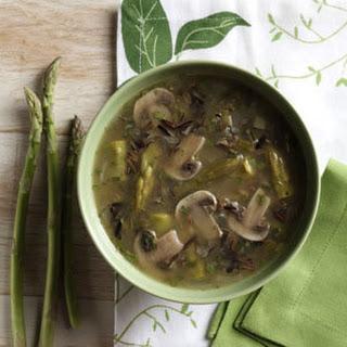 Asparagus Mushroom Soup Recipes