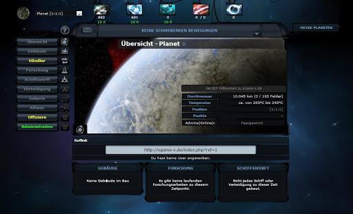 OGame-x.de - screenshot