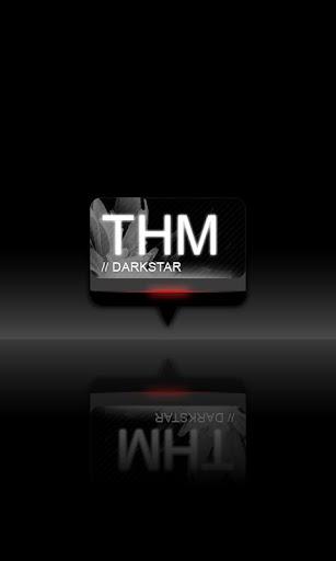 Theme: Modern Dark Glass