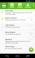 Screenshot of SendHub - Business Messaging