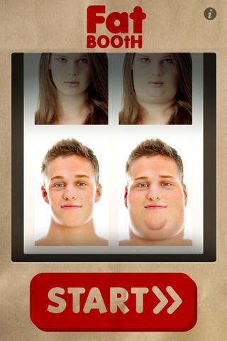 fatbooth for android screenshot