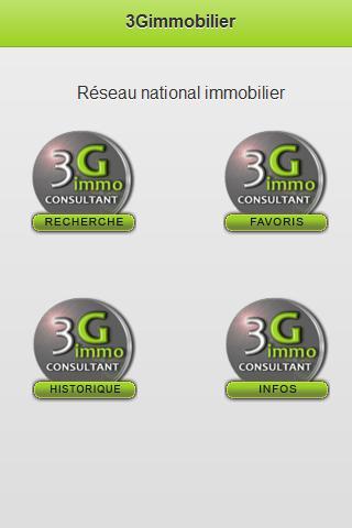 3G immobilier - Réseau Immo