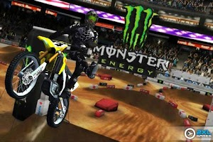 Screenshot of Ricky Carmichael's Motocross