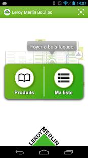 app leroy merlin bouliac apk for windows phone android. Black Bedroom Furniture Sets. Home Design Ideas