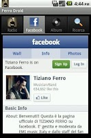 Screenshot of Ferro Droid