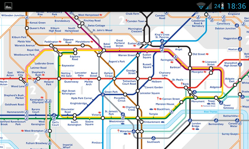 London Transport Planner Pro - Android Apps on Google Play