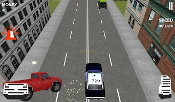 Screenshot of Police Traffic Racer