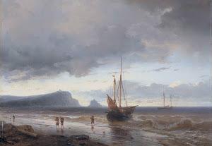 RIJKS: Louis Meijer: painting 1850