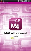 Screenshot of M4CallForward