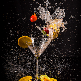 explosion by Ricky Jaswal - Food & Drink Alcohol & Drinks
