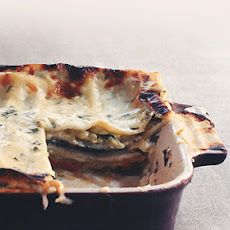 Roasted-Vegetable Lasagne