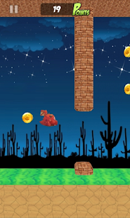3D Flappy Dragons Free - screenshot