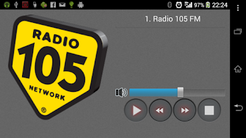 Screenshot of Radio Italia Fm