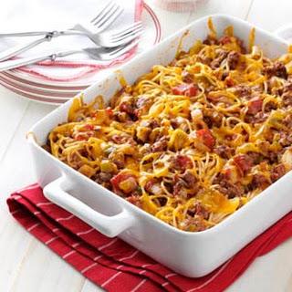 Chili Spaghetti Taste Of Home Recipes