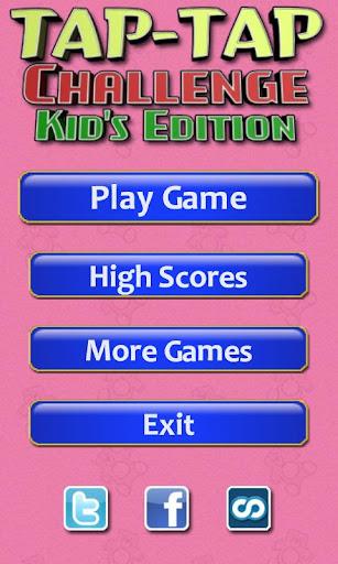 TapTap Challenge Kid's Edition