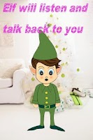 Screenshot of Talking Elf
