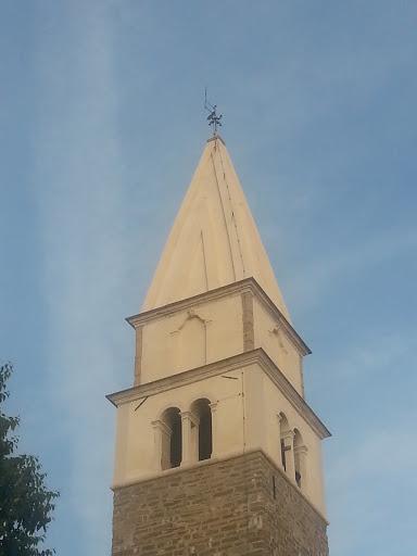 Izola Cerkev Sv. Mavra