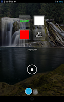 Screenshot of TouchLight - Free Flashlight