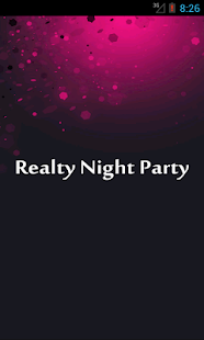 Realty Night Party - screenshot